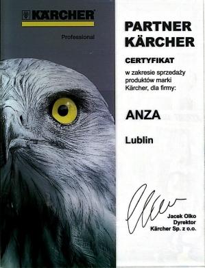 Autoryzacja Karcher