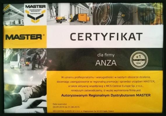 Autoryzacja Master